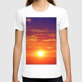 Neon Sunset T-shirt