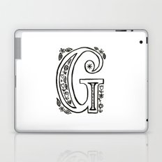 g is for Laptop & iPad Skin