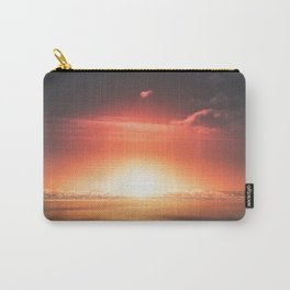 When the day breaks Carry-All Pouch