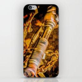 Cardan Shaft - Needs Fresh Oil iPhone Skin