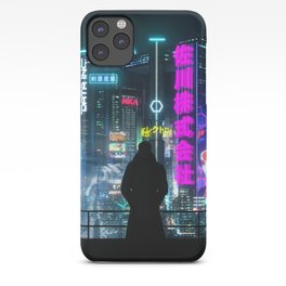 Cyber City iPhone Case