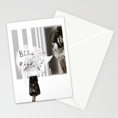 WHITEOUT: Poisoning  Stationery Cards