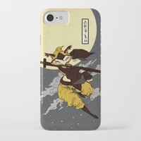 kitsune iPhone & iPod Cases featuring Kitsune by PD Design Studio