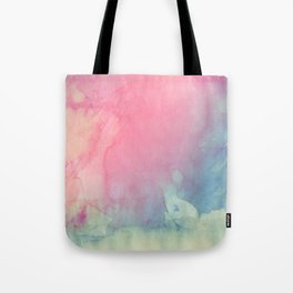 Rose and Serenity Tote Bag