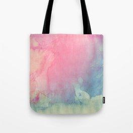 Rose and Serenity Tote Bag