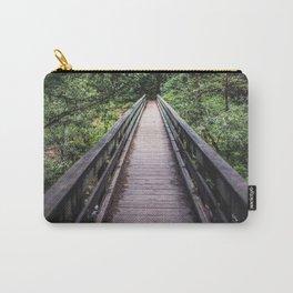 The bridge at Cedar Creek Carry-All Pouch