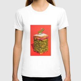 Over Indulgence T-shirt