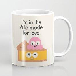 A Relationship Built On Crust Coffee Mug