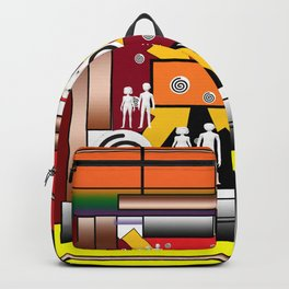 Couples in rythmos Backpack