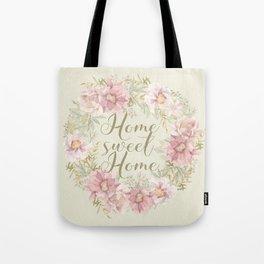 Home Sweet Home 1 Tote Bag