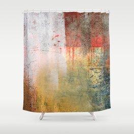 Firing Squad Shower Curtain