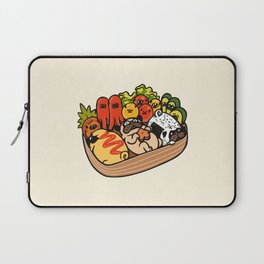 Bento Pug Laptop Sleeve