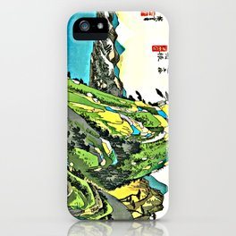 Hakone iPhone Case