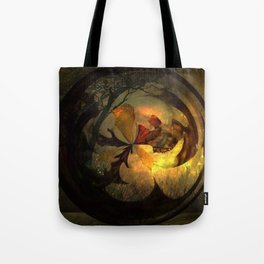 Circular Design 2 Tote Bag
