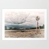 Road To Nowhere // 1 Art Print