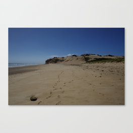 Sand Dune At Darby River Canvas Print