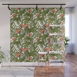 Exotic nature Wall Mural
