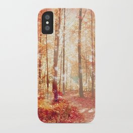 A Soul On Fire iPhone Case