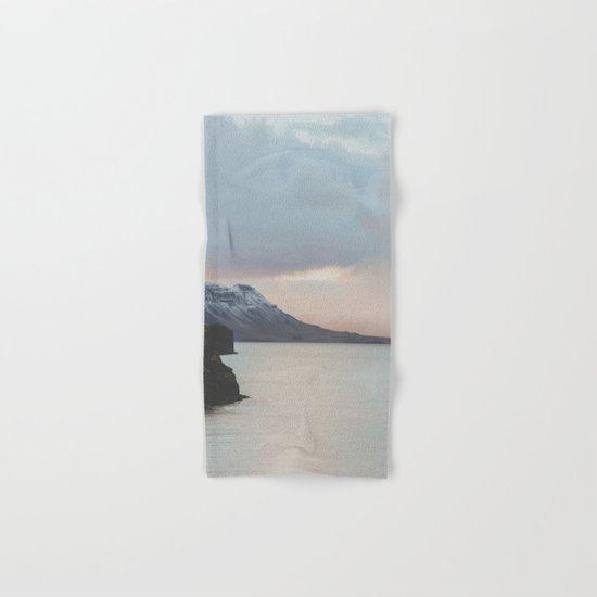 Western Region, Iceland Hand & Bath Towel
