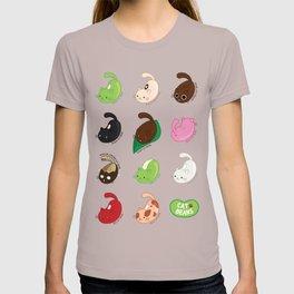 Cat Beans: Series 1 T-shirt