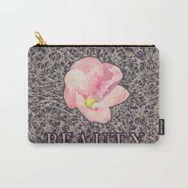 Beauty (Pink) Carry-All Pouch