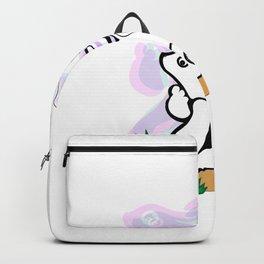 Cute Rabbit 2 Backpack