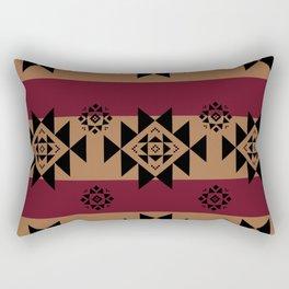 Traditional Tribal Rectangular Pillow