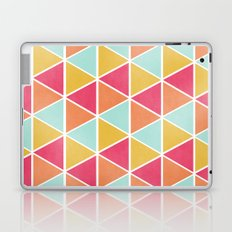 THE BRIGHTEST TRIANGLES Laptop & iPad Skin