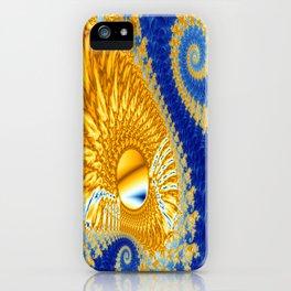 Golden Dragon iPhone Case