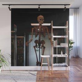 Human Skeleton at Museum Vrolik Wall Mural