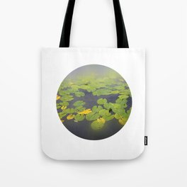 garden pond IV Tote Bag