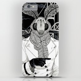 The Cryptids - Mothman iPhone Case