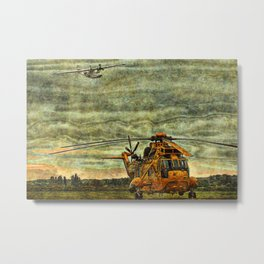 096 Catalina & Sea King Metal Print