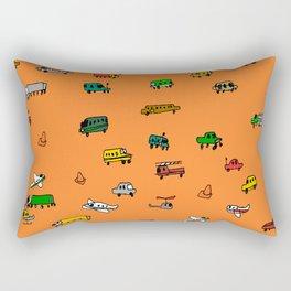 Traffic Jam Rectangular Pillow