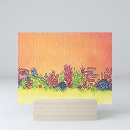 Sandy Dance Floor - 2 Mini Art Print