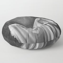 Mutatio Spiritus Series 2 - Original Photograph Floor Pillow