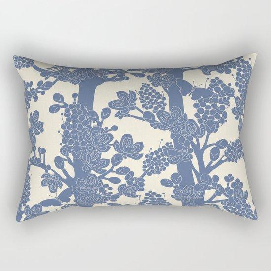 Romantic tree Rectangular Pillow