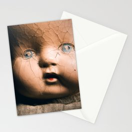 Antique Doll Stationery Cards