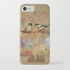 Two Little Birds iPhone 8 Slim Case