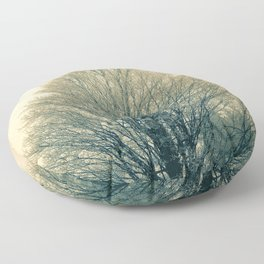 Individuality Floor Pillow
