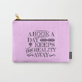 A Book A Day... Carry-All Pouch