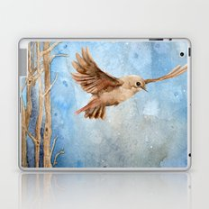 Snow Wanderer Laptop & iPad Skin