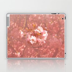 Pink Amongst The Trees Laptop & iPad Skin
