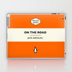 Penguin Book / On The Road - Jack Kerouac  Laptop & iPad Skin