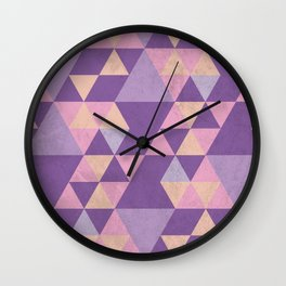 PRISM SPRING Wall Clock