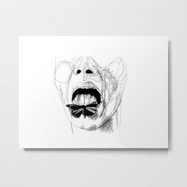 Mothica Metal Print