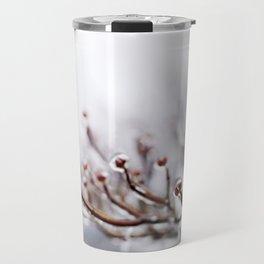 Icy Branches #2 Travel Mug