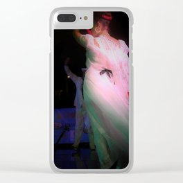 La Bandera Baila (II) Clear iPhone Case