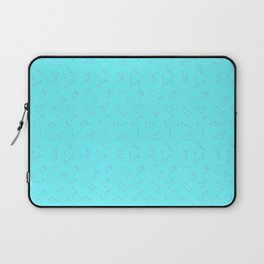 Constellations pattern Laptop Sleeve