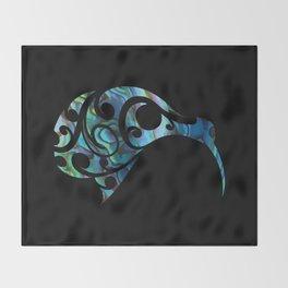 Kiwi Throw Blanket